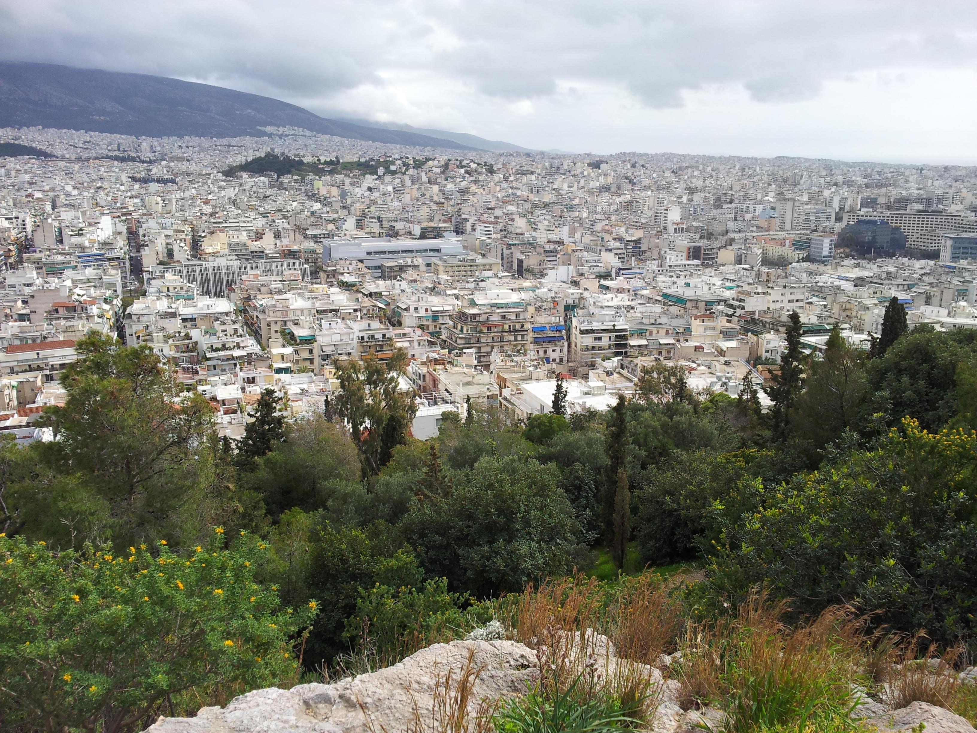 Κατάθεση γνώμης μέσω ερωτηματολογίου για την ανθεκτικότητα της Αθήνας