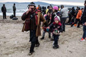 syrian-refugees-lesvos