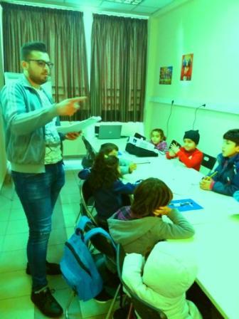WELCOMMON: Η ιστορία του Άχμεντ, ενός 21χρονου σύριου πρόσφυγα