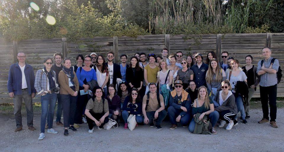 Επίσκεψη Γάλλων φοιτητών στο WELCOMMΟN στο πλαίσιο έρευνας για τον αστικό χώρο