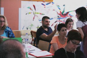 Training of secondary education teachers on climate protection and energy saving