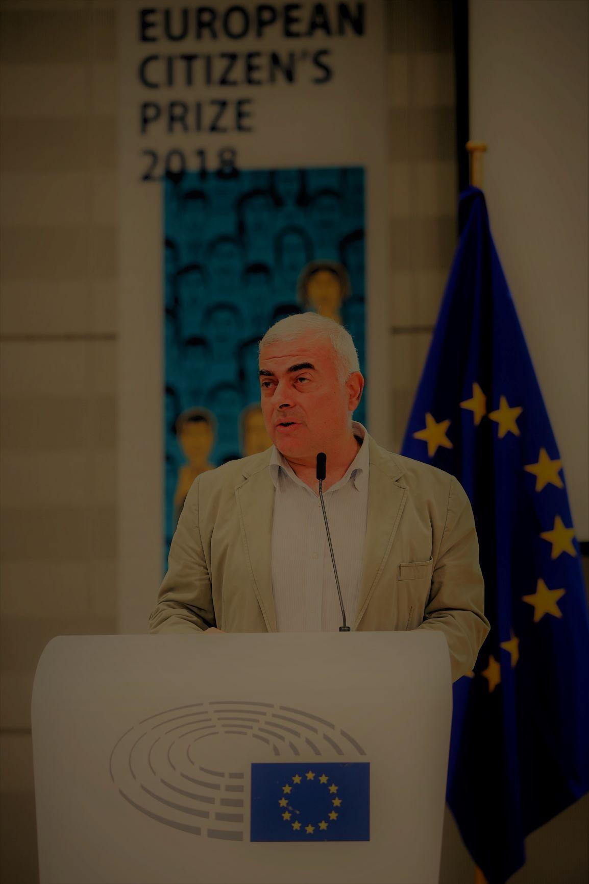 Mε αφορμή την απονομή του European Citizen's Prize: Άνεμος Ανανέωσης για την αναζωογόνηση του ευρωπαϊκού σχεδίου
