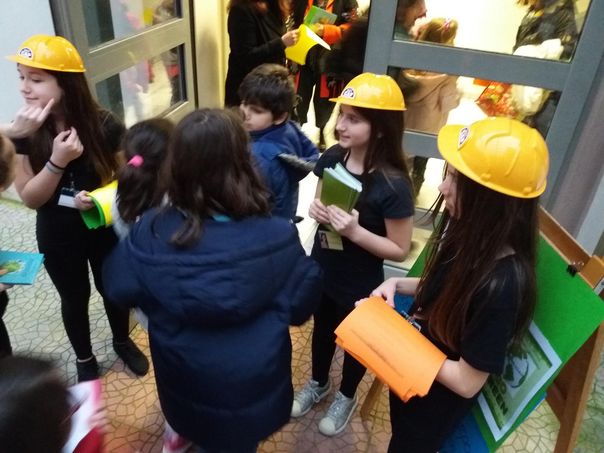 Η ενεργειακή ομάδα του 22ου Δημοτικού Σχολείου δρα για την προστασία του κλίματος