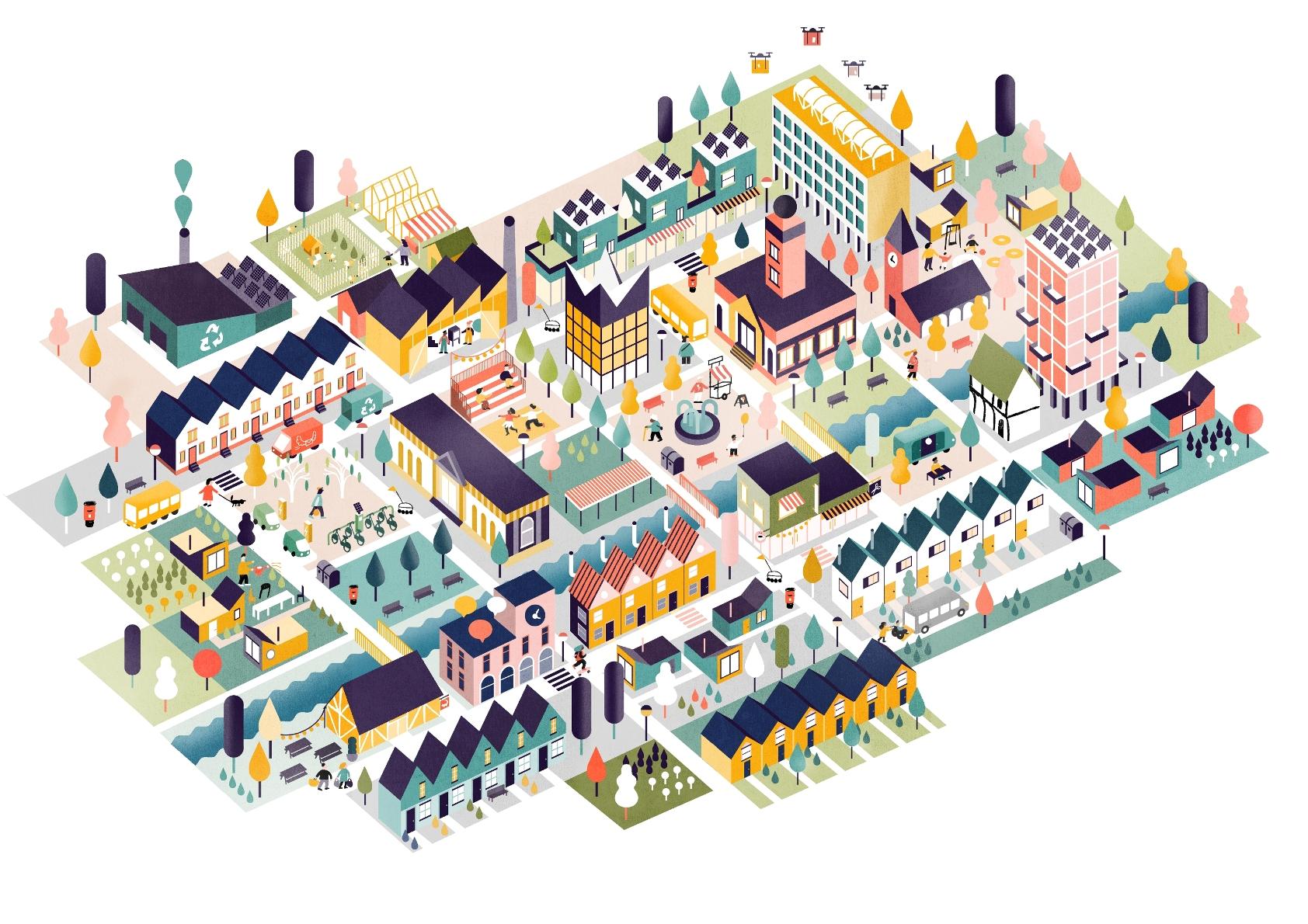 Δημόσια συζήτηση: Αυτo-οργάνωση και κοινωνική χρηματοδότηση της Συνεργατικής Πόλης