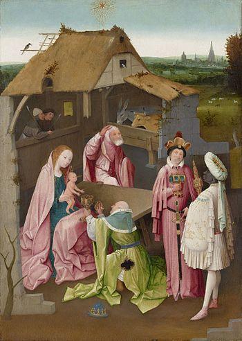 Τα Χριστούγεννα στη ζωγραφική