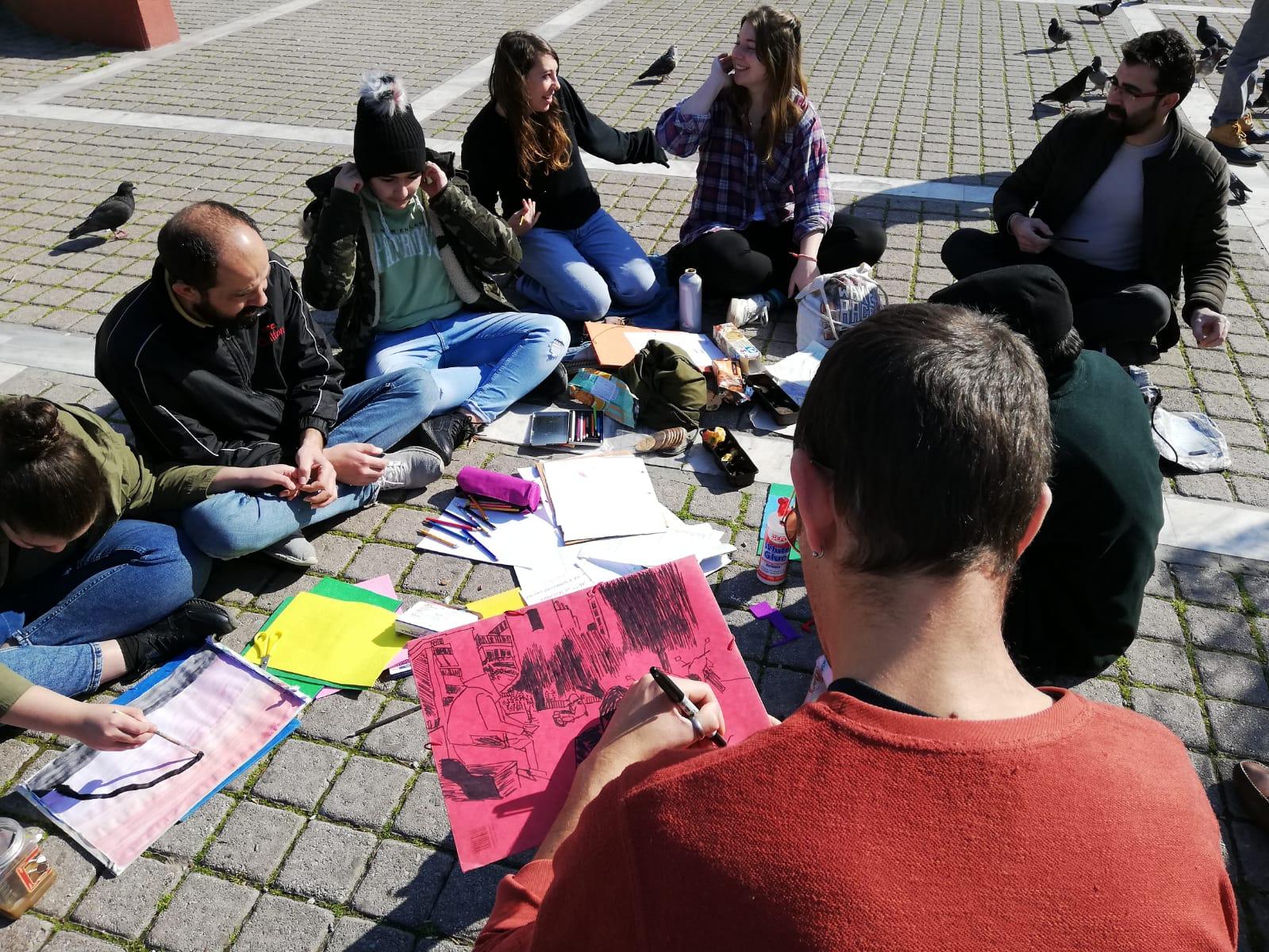 Art trip open4 all write up!