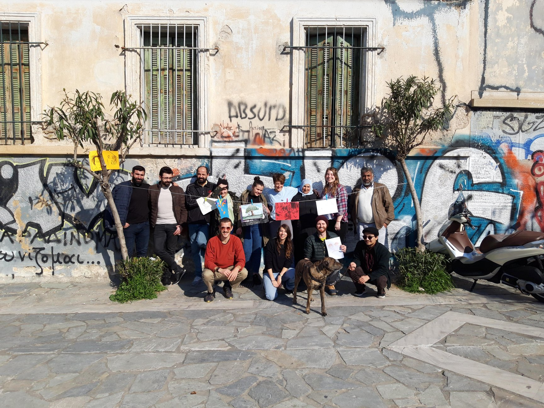 Join our community – we deliver real social and ecological impact in Athens