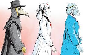 Οι επιδημίες και λοιμοί σε Όμηρο, Θουκυδίδη, Προκόπιο, Παπαδιαμάντη, Βενέζη, Μυριβήλη