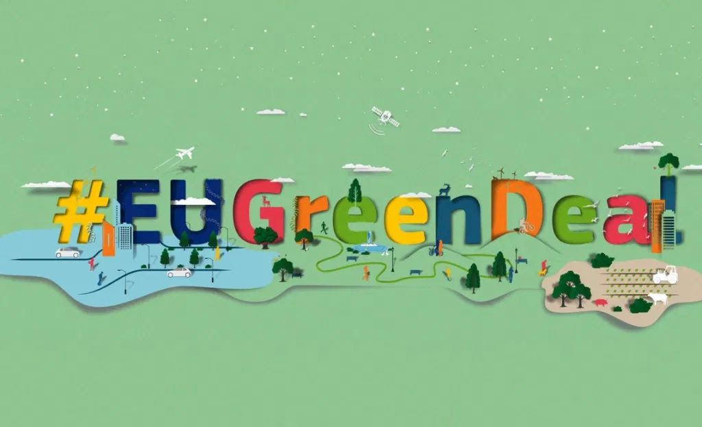 """Πάρτε μέρος στην έρευνα """"Τι σημαίνει Green Deal / ΠΡΑΣΙΝΗ ΣΥΜΦΩΝΙΑ για εσένα"""""""