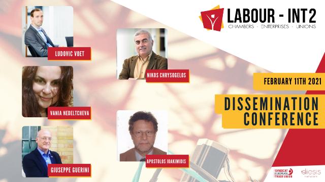 Ο Άνεμος Ανανέωσης σε εκδήλωση των ευρωπαϊκών συνδικάτων για ένταξη νέων μεταναστών μέσω ολοκληρωμένης υποστήριξης στην εργασία
