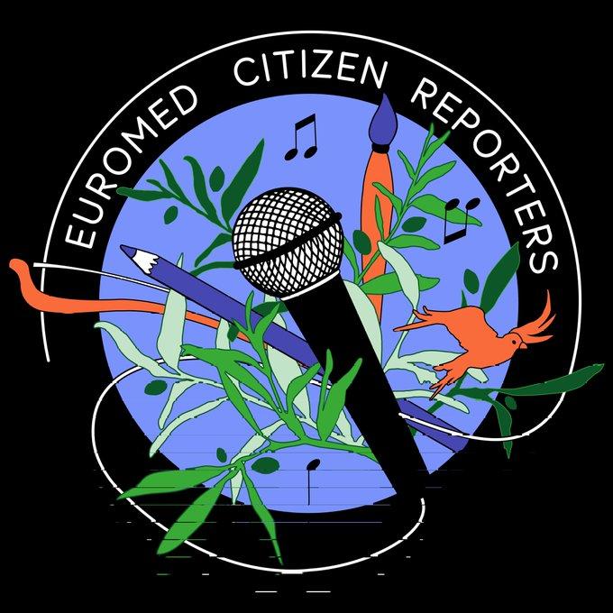 """Το δίκτυο ΕuroΜed Citizen Reporters αναδεικνύει το WELCOMMON HOSTEL ως """"Initiative of the day!"""""""