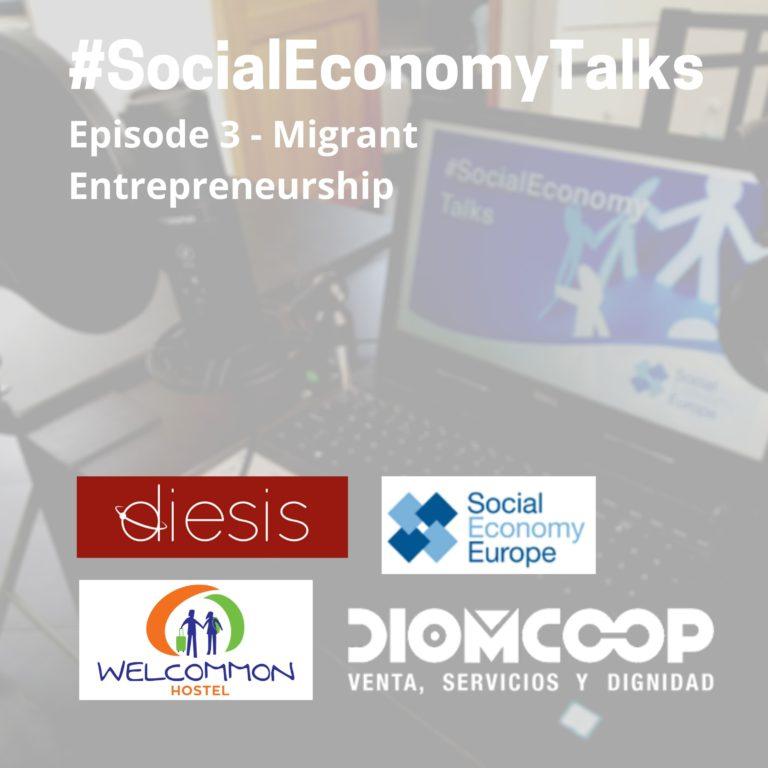 Το #SocialEconomyTalks του δικτύου δικτύων Social Economy Europe για τον Άνεμο Ανανέωσης