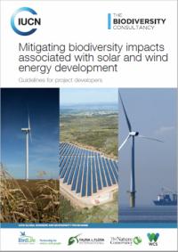 Οδηγίες IUCN για να συνυπάρχουν ανανεώσιμες πηγές ενέργειας και βιοποικιλότητα