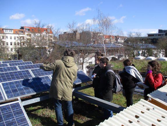 EUKI «YESClima: Νέοι/Νέες εργάζονται για προστασία του κλίματος κι εξοικονόμηση ενέργειας»