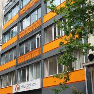 WELCOMMON HOSTEL, an EXTRAORDINARY Sustainable Hostel